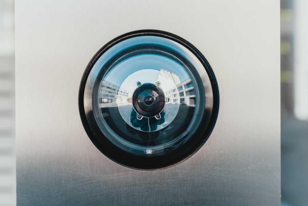 telecamera sicurezza vigilanza hermes